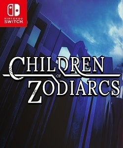 Children of Zodiarcs jaquette