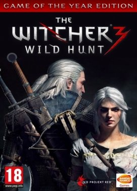 The Witcher 3: Wild Hunt jaquette