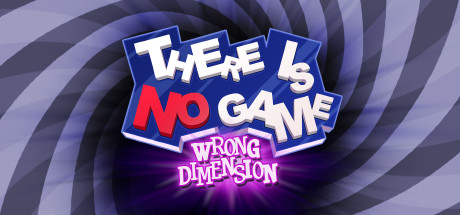 There is no game : Wrong dimension jaquette