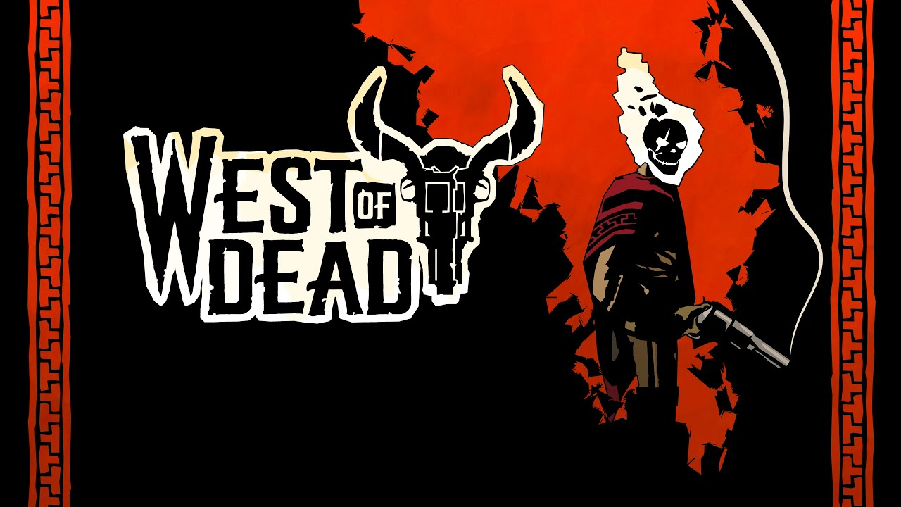 West of Dead jaquette