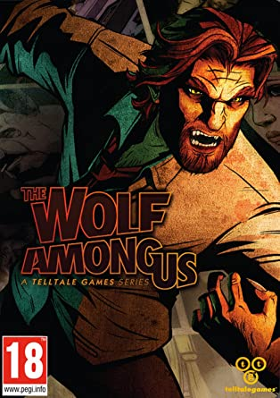 The Wolf Among Us jaquette