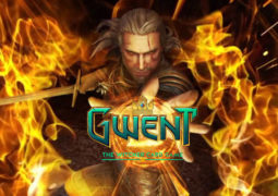 Gwent, thz wiycher card game