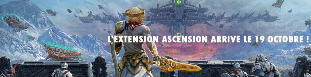 Skyforge Ascension arrive le 19 octobre
