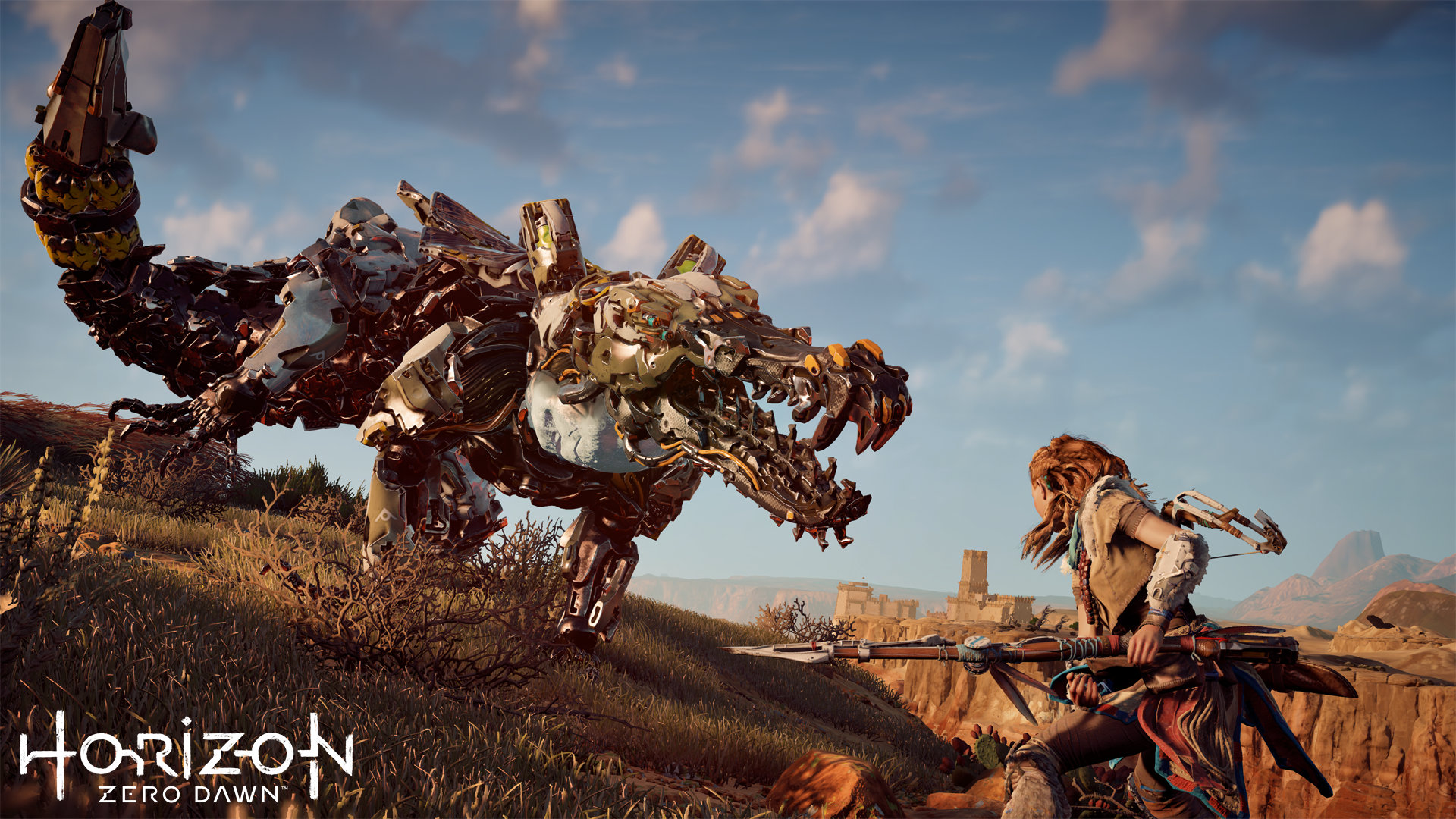 Screen de Horizon Zero Dawn
