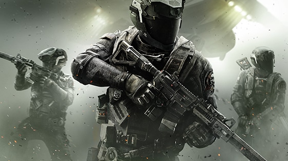 "Infinite Warfare - Retour du mode ""Zone de largage"""