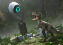 robinson the journey psvr T-Rex HIGS