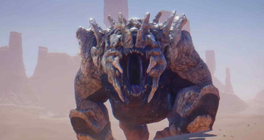 mass effect andromeda monstre
