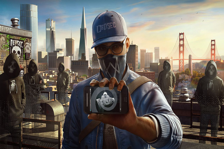 watch dogs 2 deadsec telephone