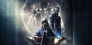 dishonored 2 Patch 1.2 trone