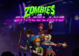 Zombie in Spaceland