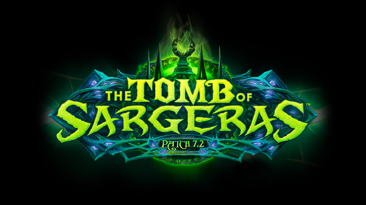 world of warcraft patch 7.2 la tombe de sargeras