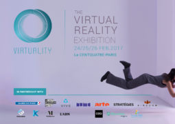 Affiche Virtuality Paris