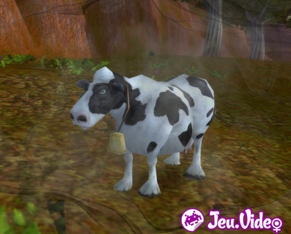 world of warcraft cow level