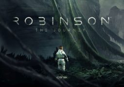 robinson: the journey cover