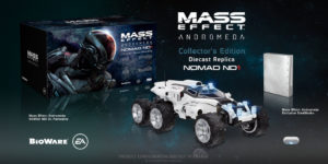Mass Effect Andromeda véhicule collector