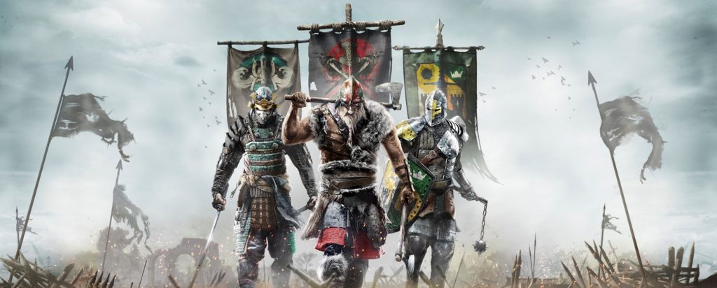 For honor fond Lancement