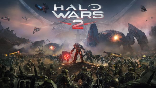 Halo Wars 2 jaquette