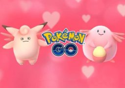 Pokemon Go : Event Saint Valentin