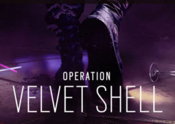 Rainbow 6 Siege Velvet Shell cover