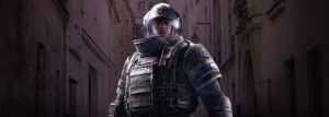 Rainbow 6 Siege Velvet Shell elite