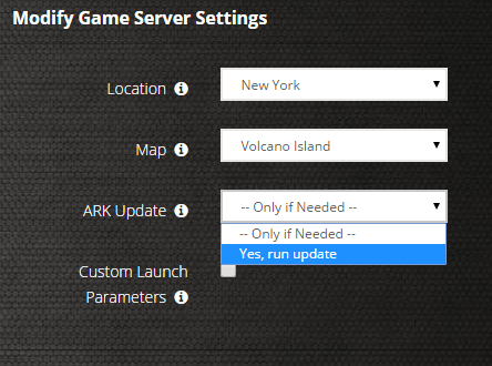 Conan exiles dedicated server how to update