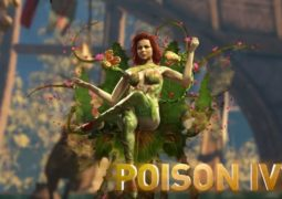 injusticepoisonivy