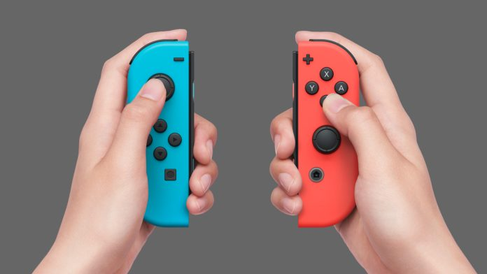 joy-cons Nintendo Switch
