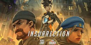 Overwatch Insurrection Comics