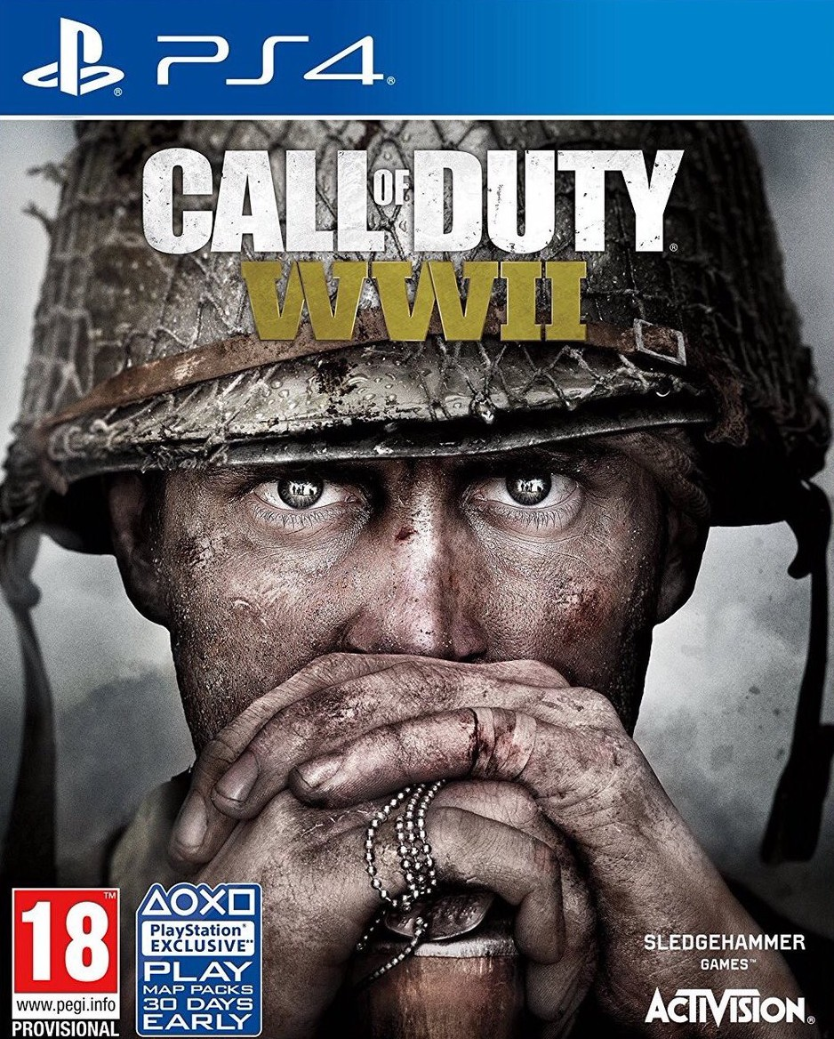 Call of Duty : WWII jaquette