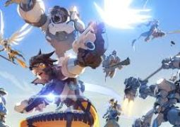 Les personnages d'overwatch