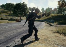 Playerunknown's Battlegrounds se déplacer