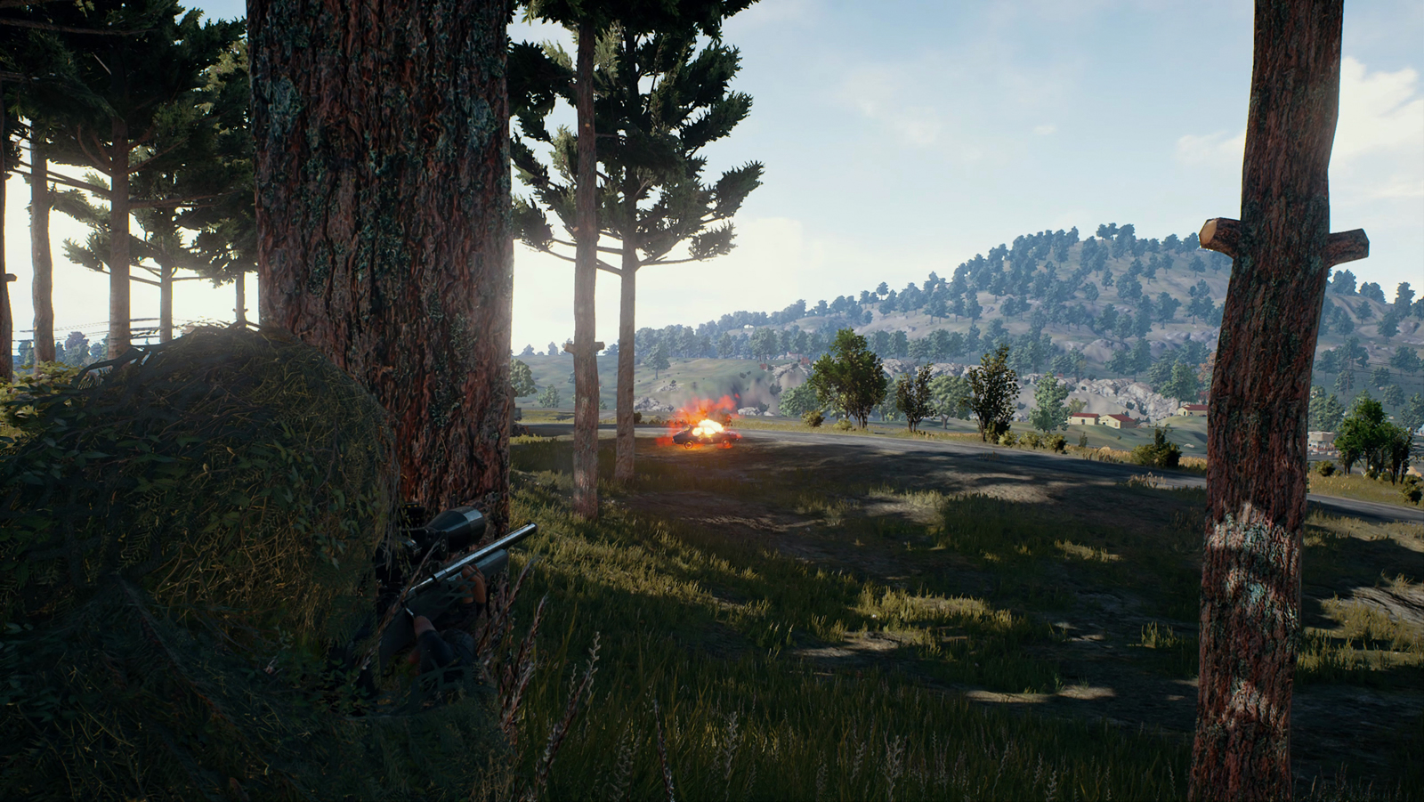 Playerunknows Battlegrounds wait tir