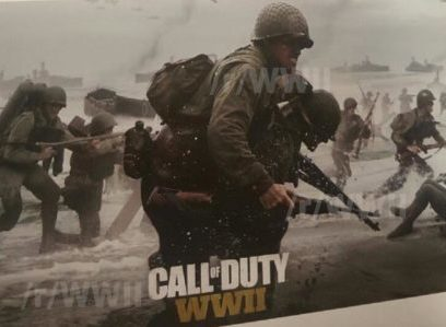 Call of Duty : WWII fuite