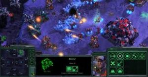 le gameplay de starcraft