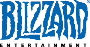 le logo de blizzard entertainement