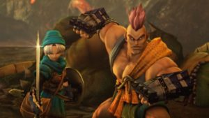 dragon quest heroes carver-and-terry