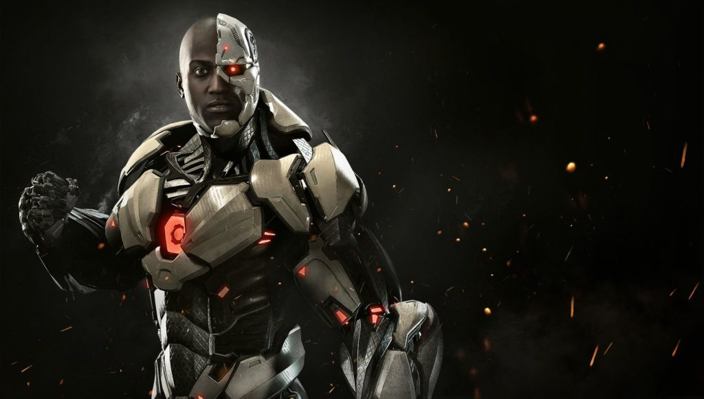 Injustice-2-Cyborg