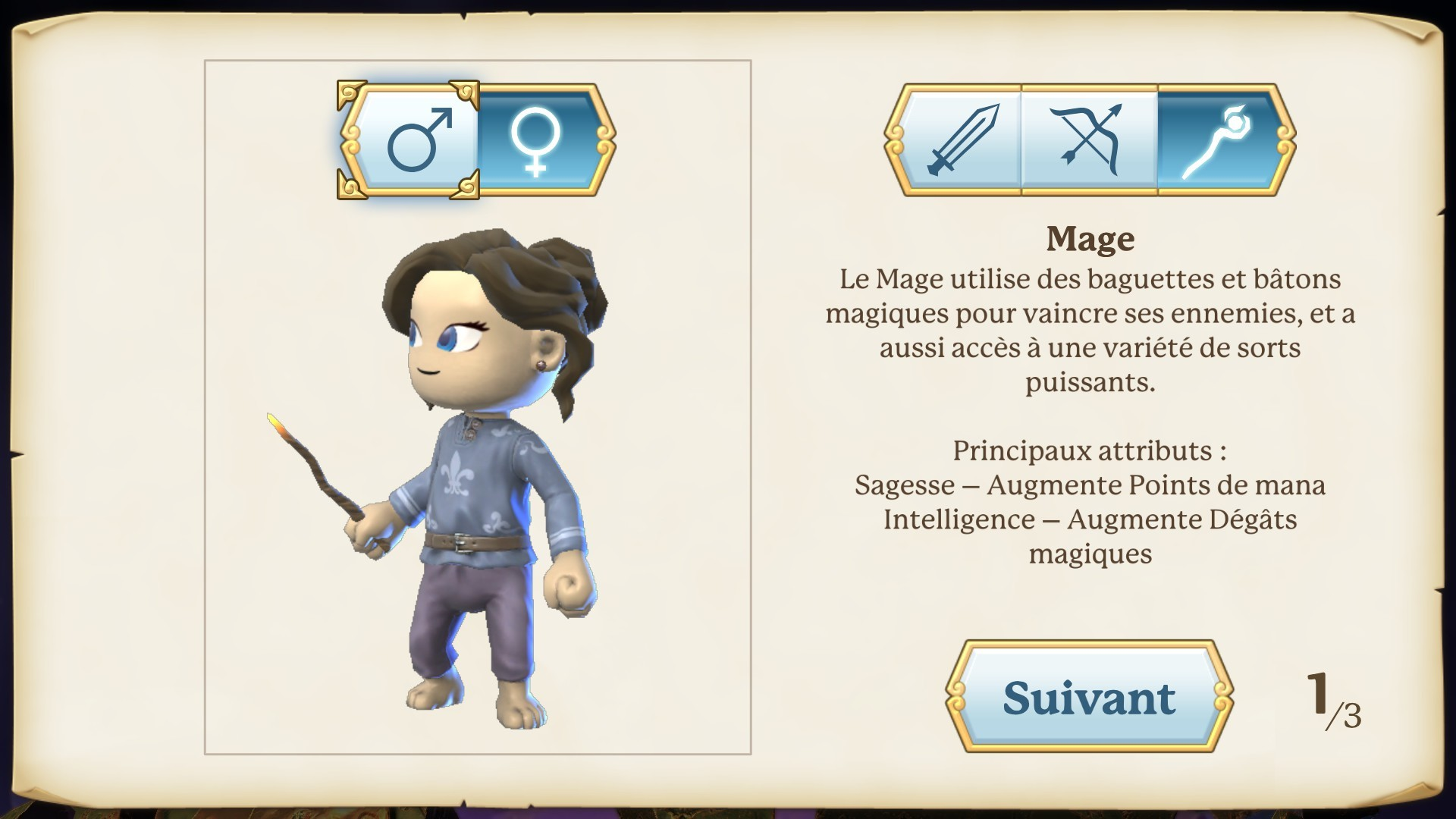 Portal Knights astuces classe mage