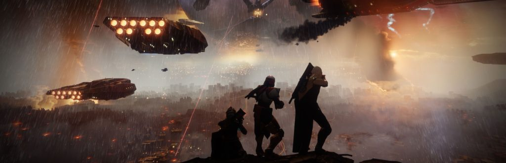 Destiny 2 war