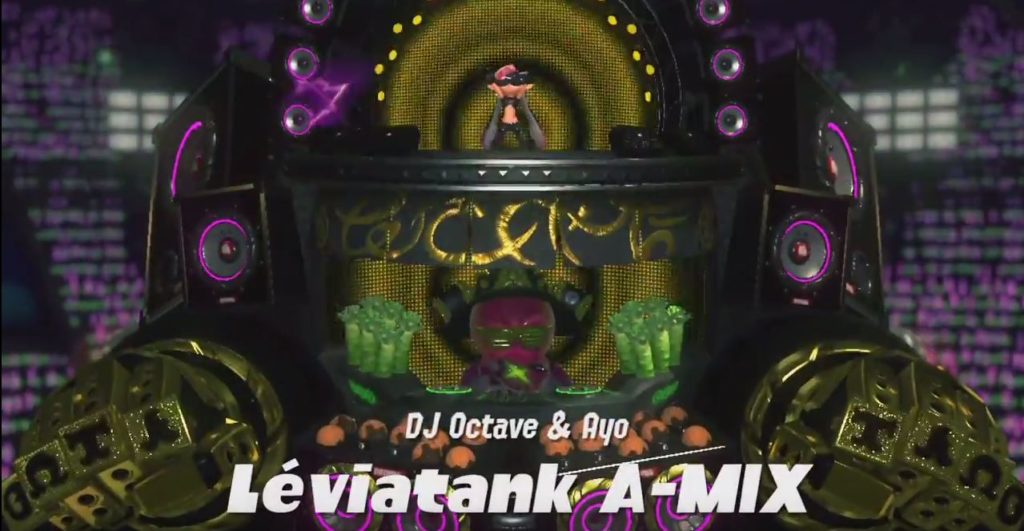 Splatoon 2 Léviatank