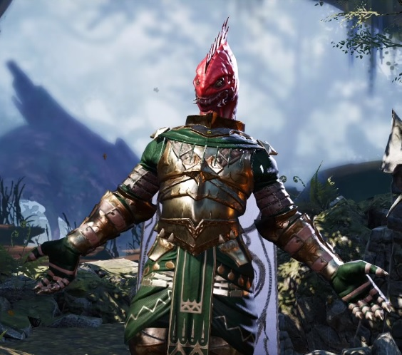 Divinity: Original Sin II Personnages Origine Prince Rouge