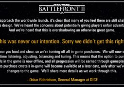 battlefront II: micro-transactions