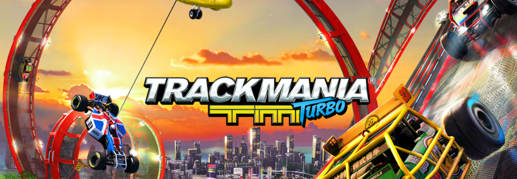 Trackmania Turbo Made in France