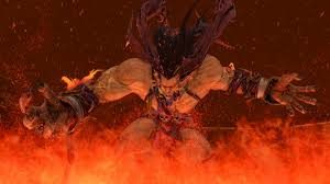 Ifrit, une des 7 invocations.