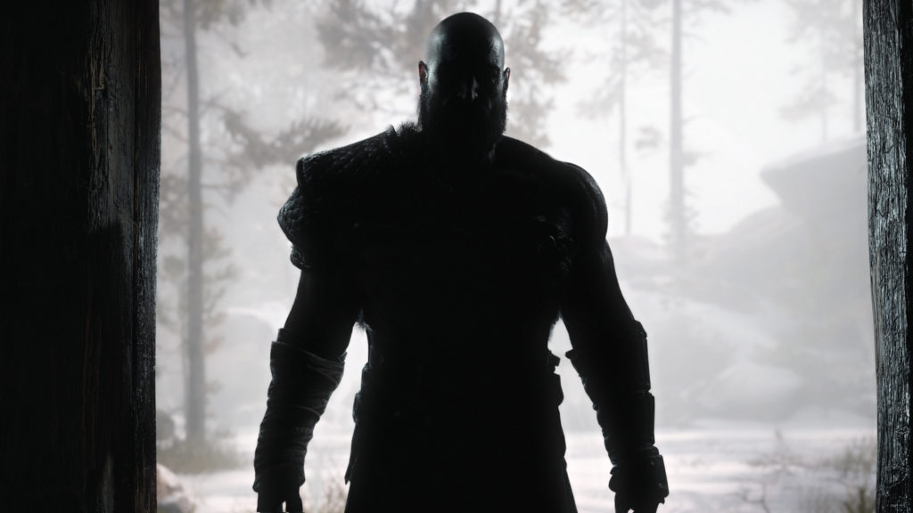 God of War Kratos Noël