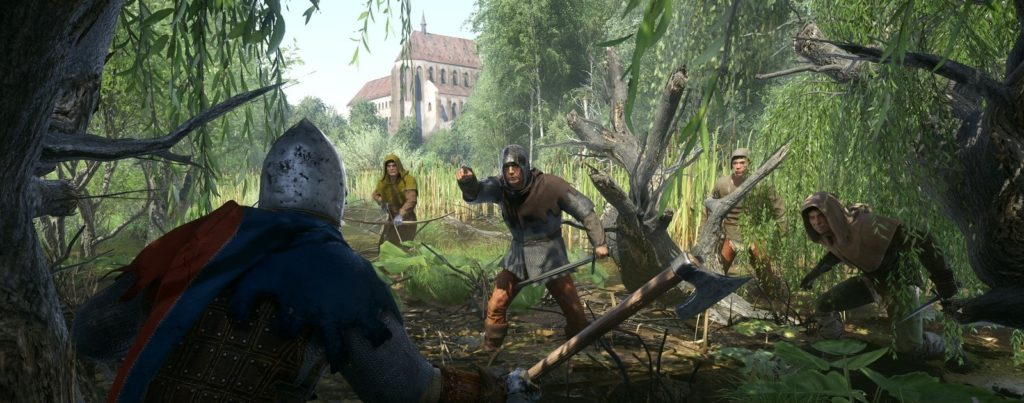 Kingdom Come: Deliverance bandits