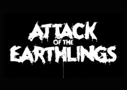 Attack of the Earthlings - Logo