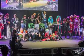 cosplay gamers assembly