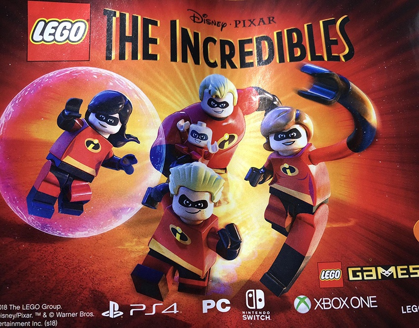 lego indestructibles