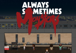 Always Sometimes Monsters - Un visual novel très sombre